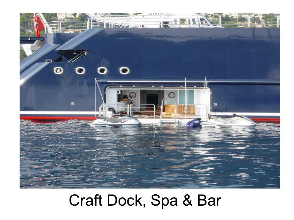 Craft Dock, Spa & Bar