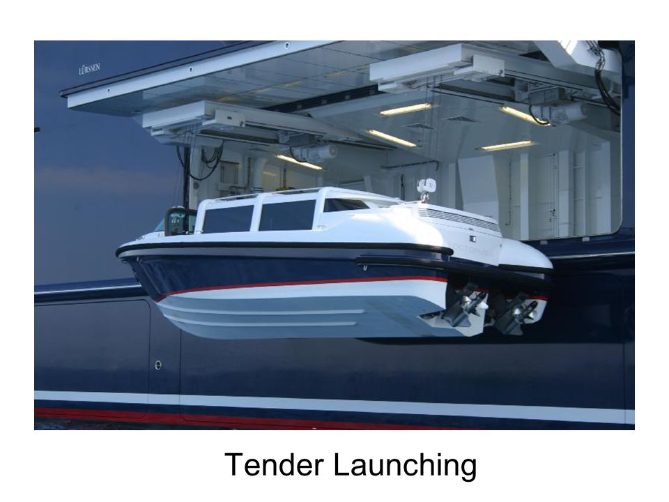 Tender Launching