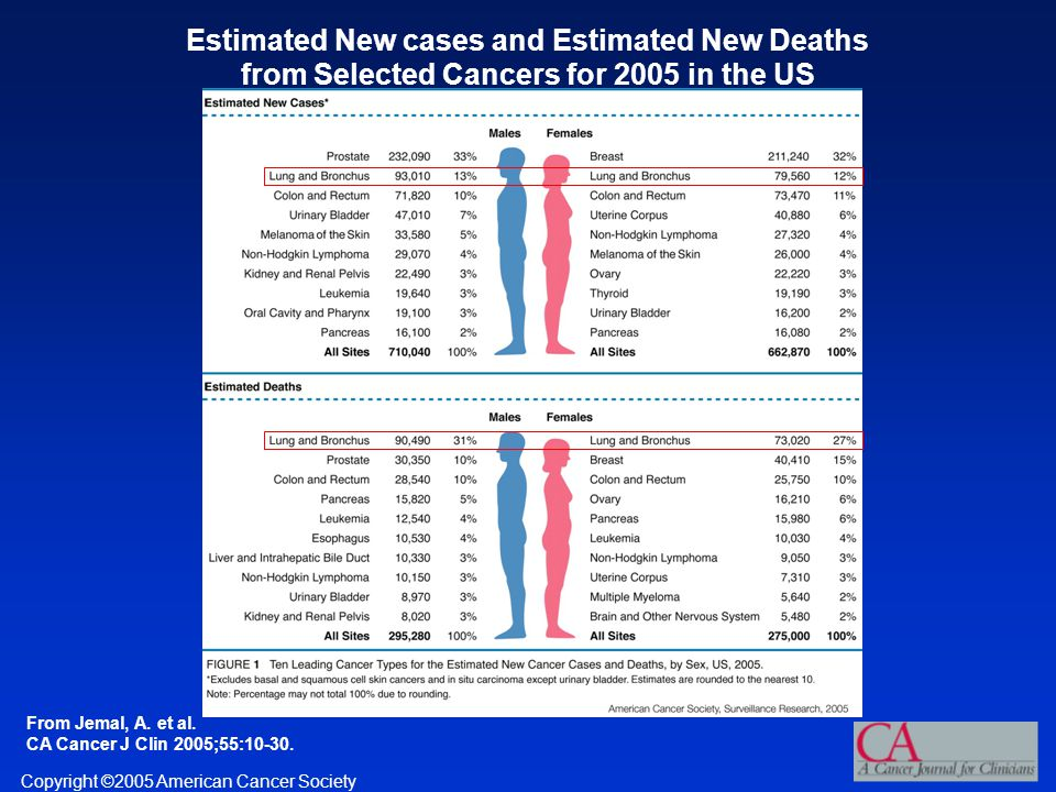 Estimated New cases and Estimated New Deaths