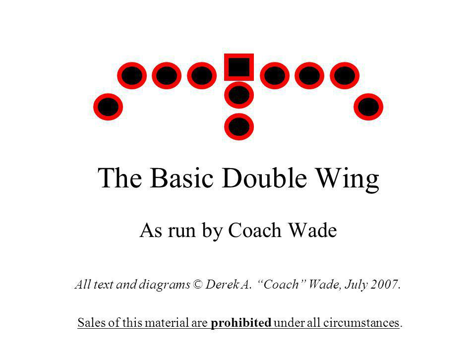 double wing offense playbook