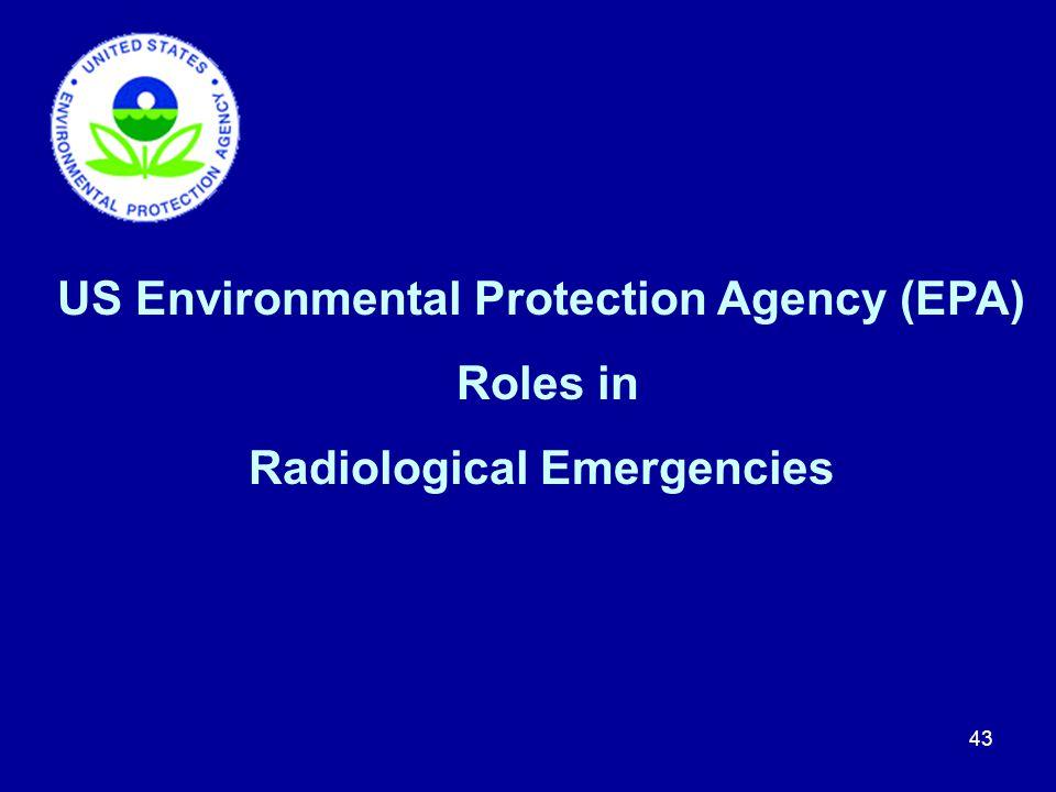 US Environmental Protection Agency (EPA)