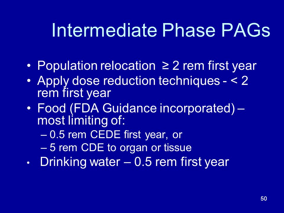 Intermediate Phase PAGs