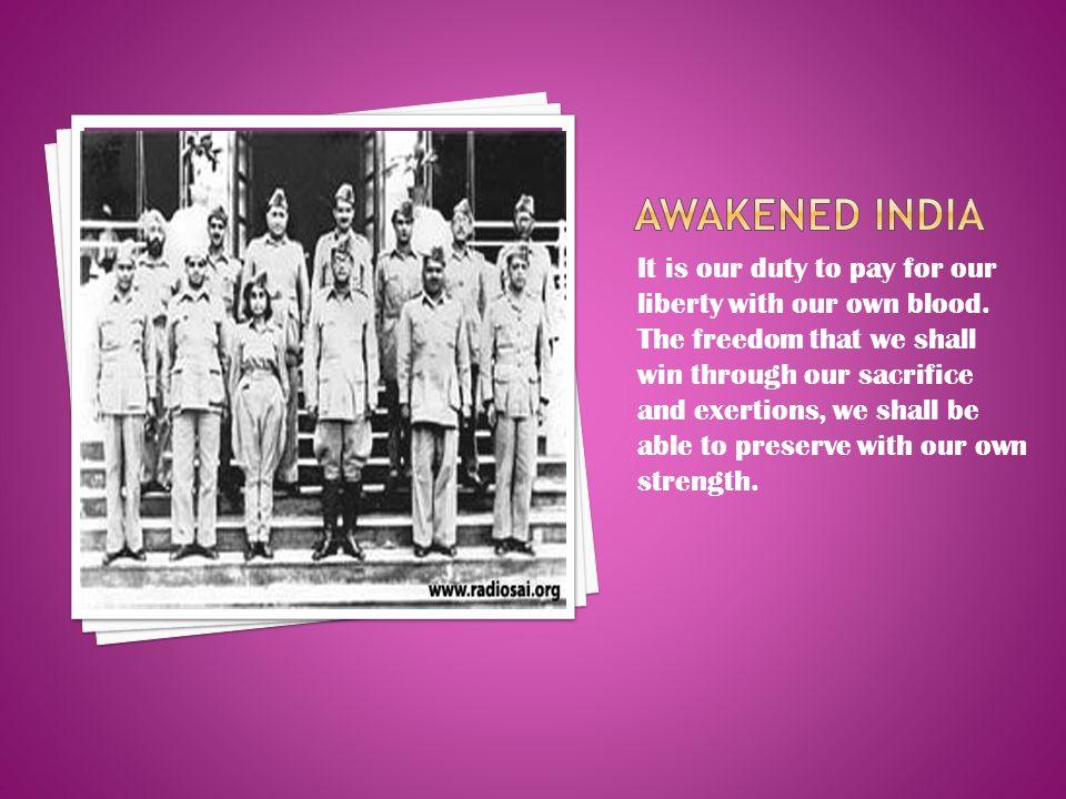 Awakened India