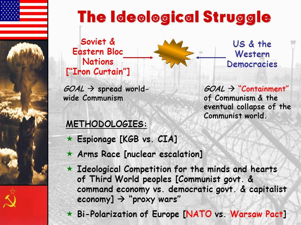 The Ideological Struggle