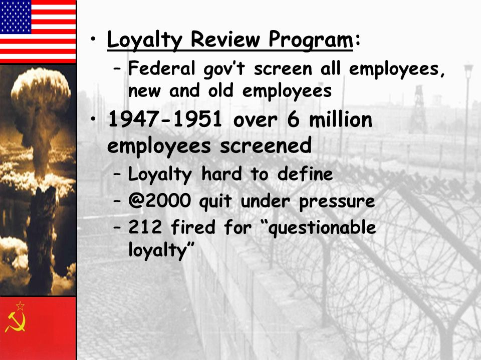 Loyalty Review Program: