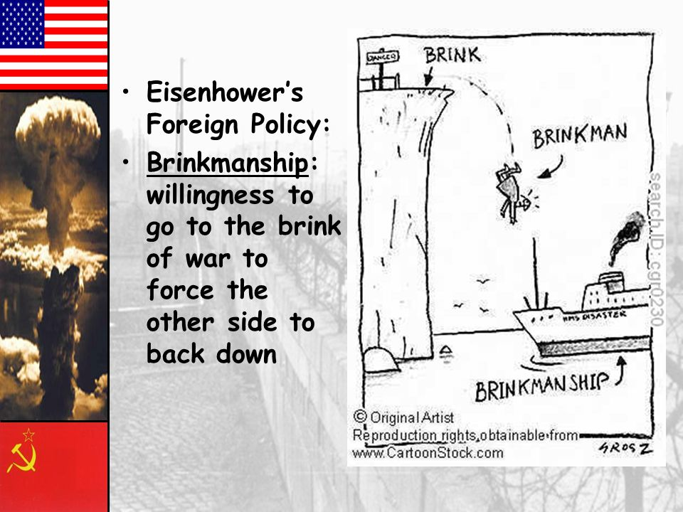 Eisenhower's Foreign Policy: