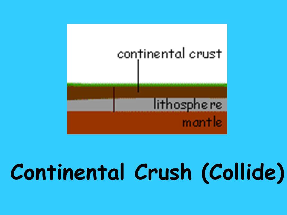 Continental Crush (Collide)
