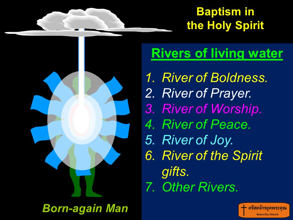 River of the Spirit gifts. Other Rivers.