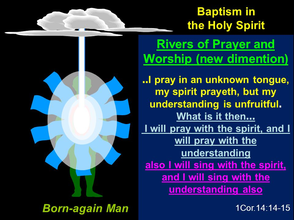 Rivers of Prayer and Worship (new dimention)