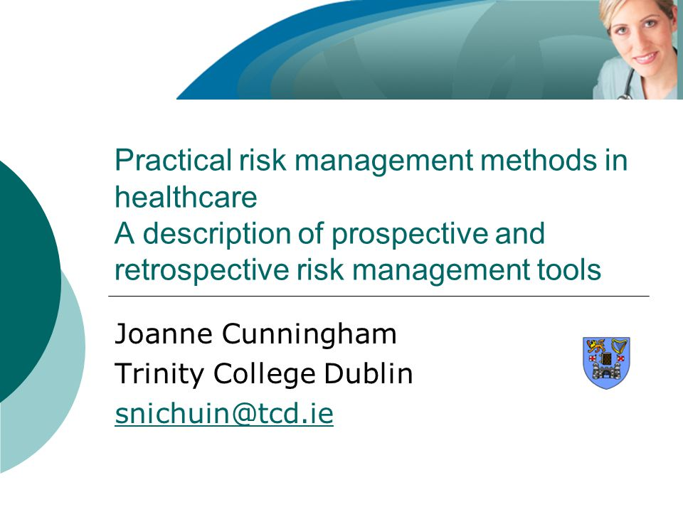 Joanne Cunningham Trinity College Dublin snichuin@tcd.ie