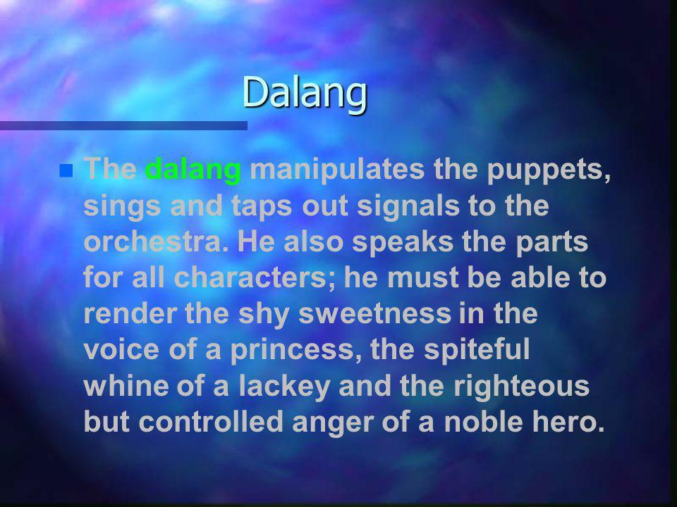 Dalang