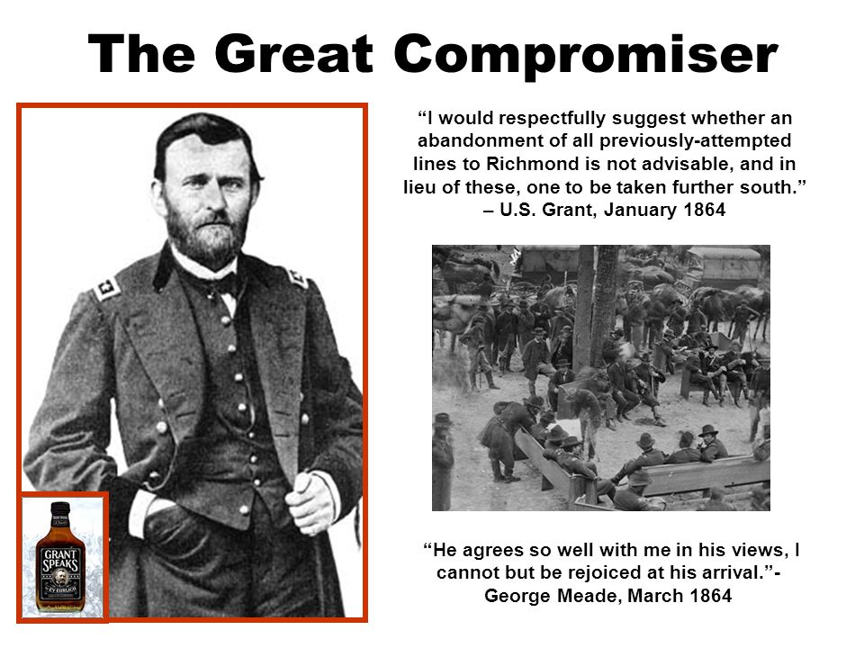 The Great Compromiser
