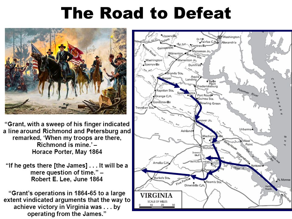 The Road to Defeat