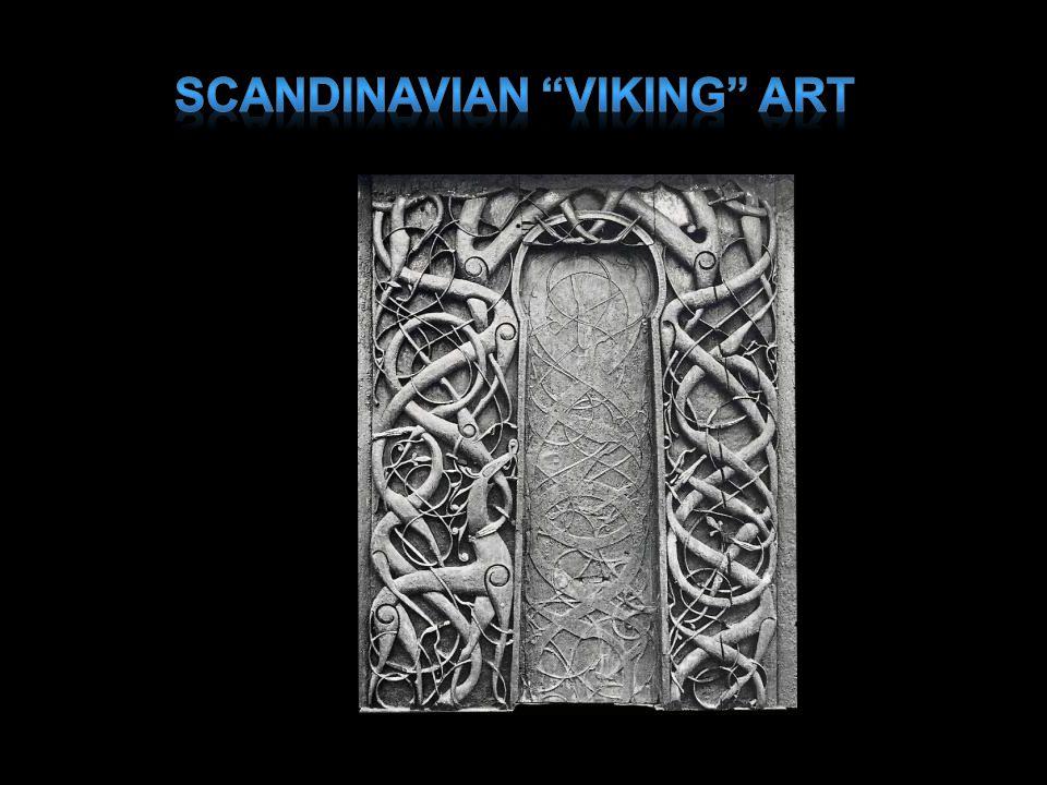 Scandinavian Viking Art