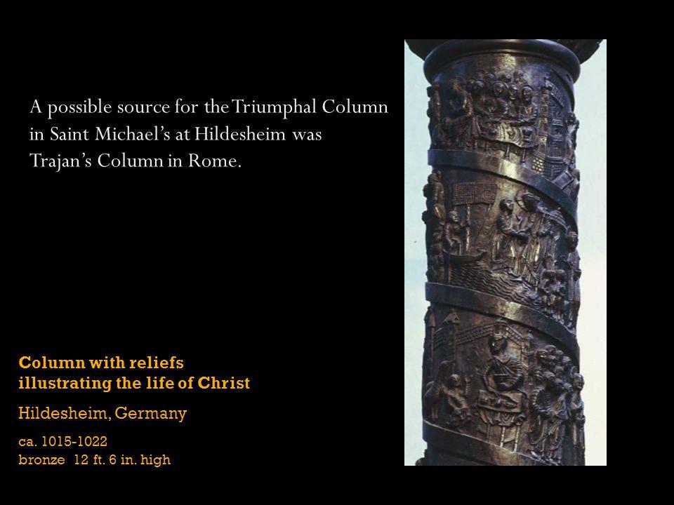 Trajan's Column in Rome.