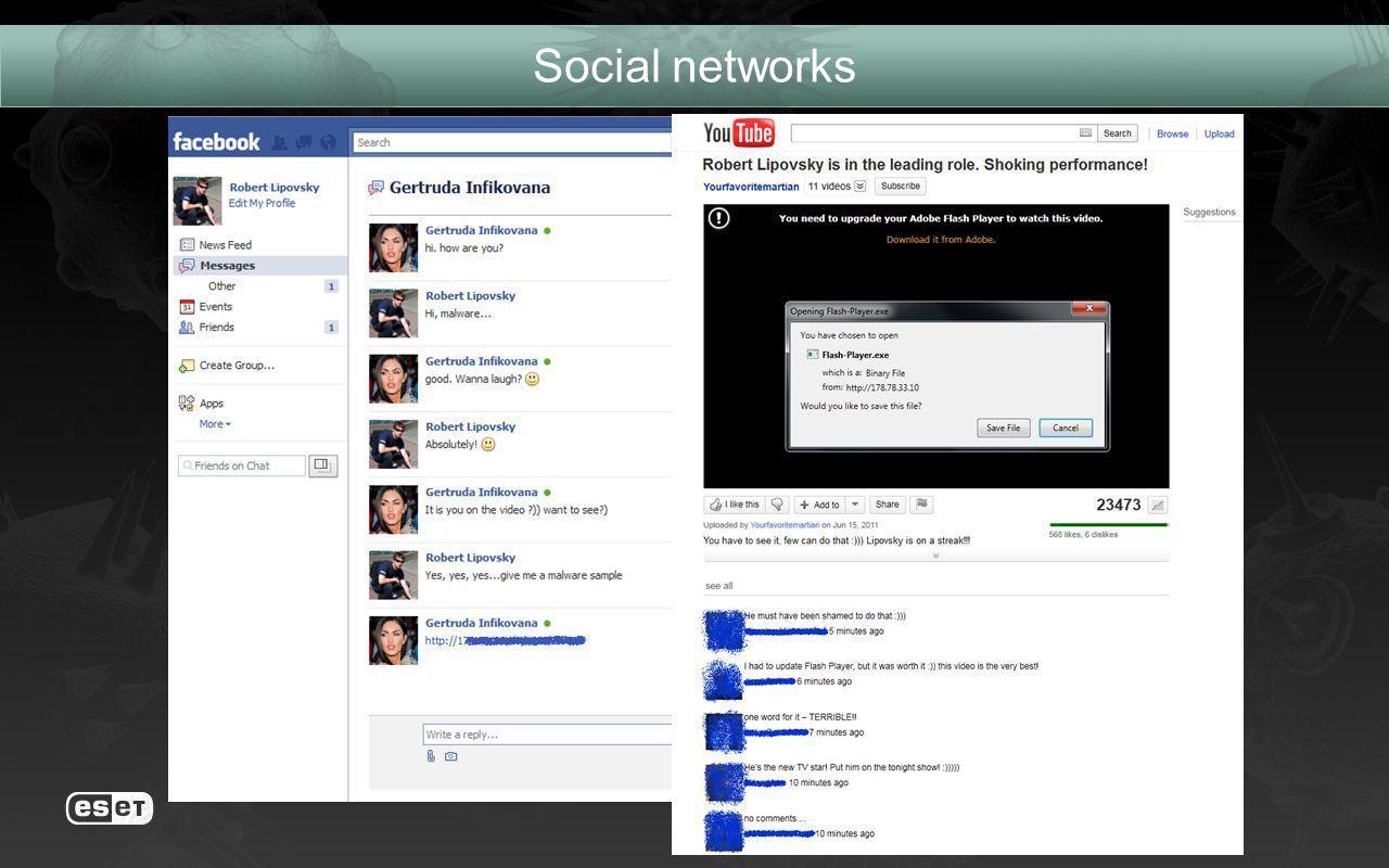 Social networks Delf.QCZ