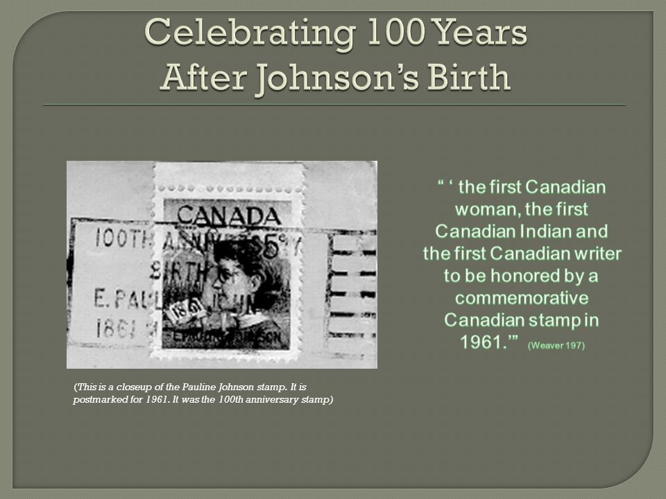 Celebrating 100 Years After Johnson's Birth