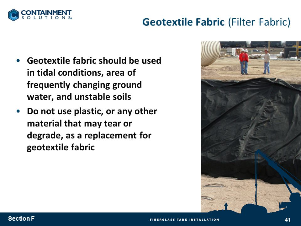Geotextile Fabric (Filter Fabric)