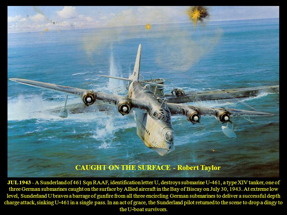 CAUGHT ON THE SURFACE - Robert Taylor