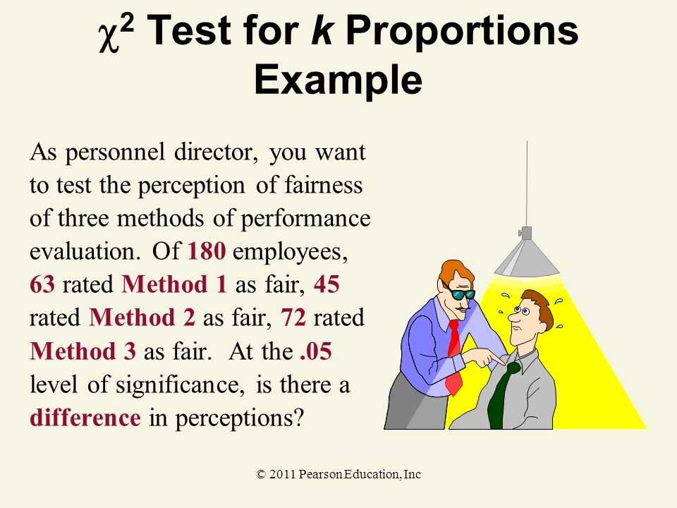 2 Test for k Proportions Example