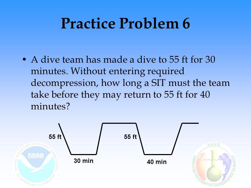 Practice Problem 6