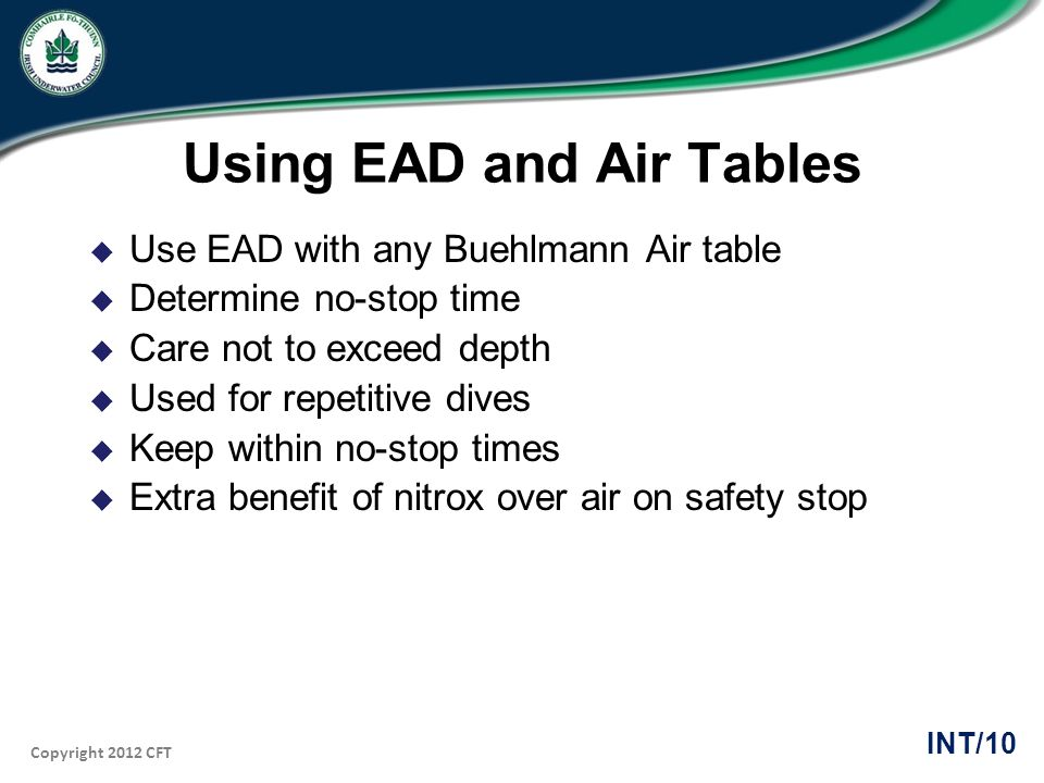 Using EAD and Air Tables