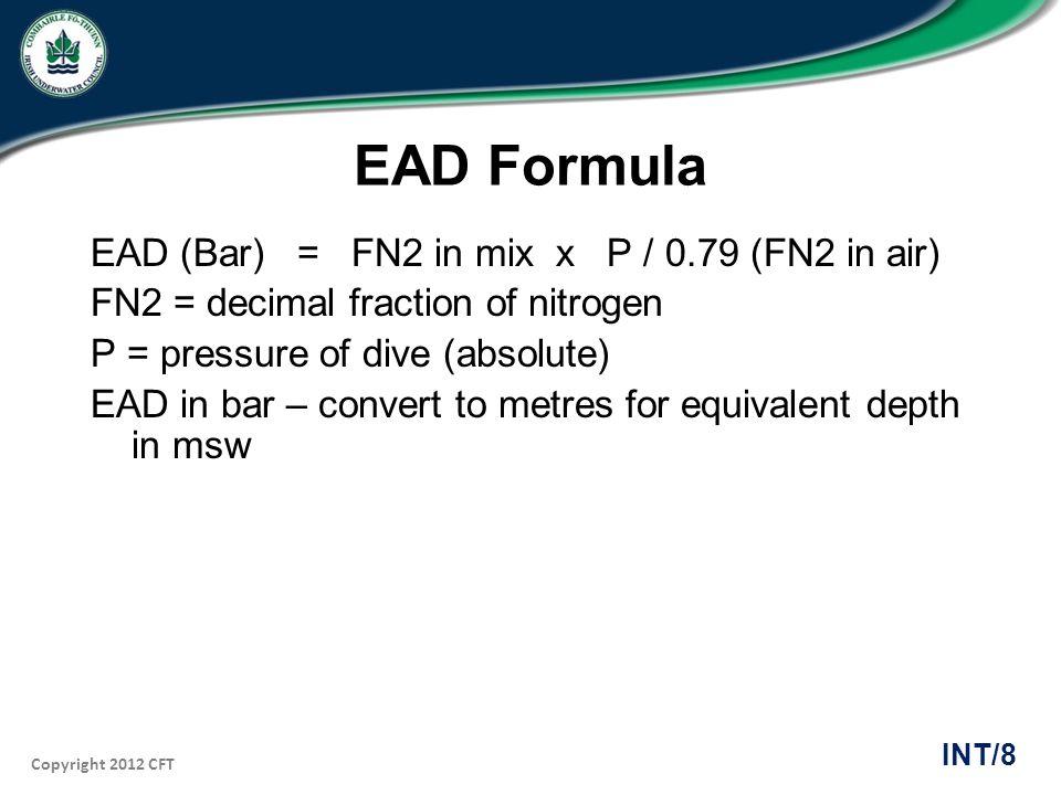 EAD Formula