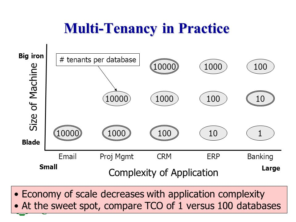 Multi-Tenancy in Practice