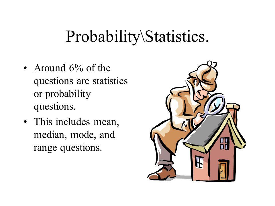 Probability\Statistics.