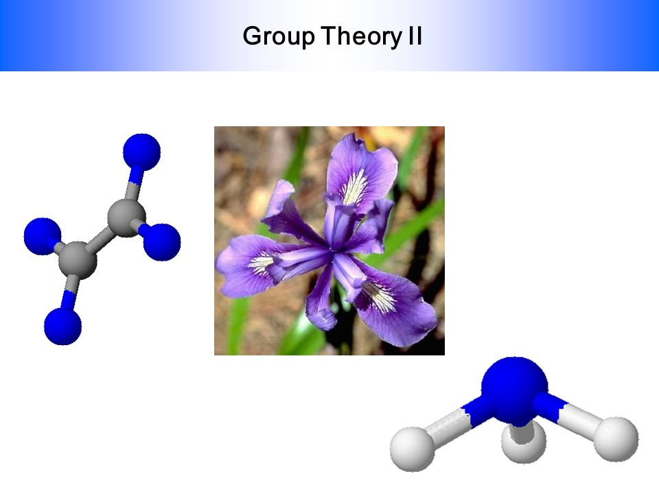 Group Theory II