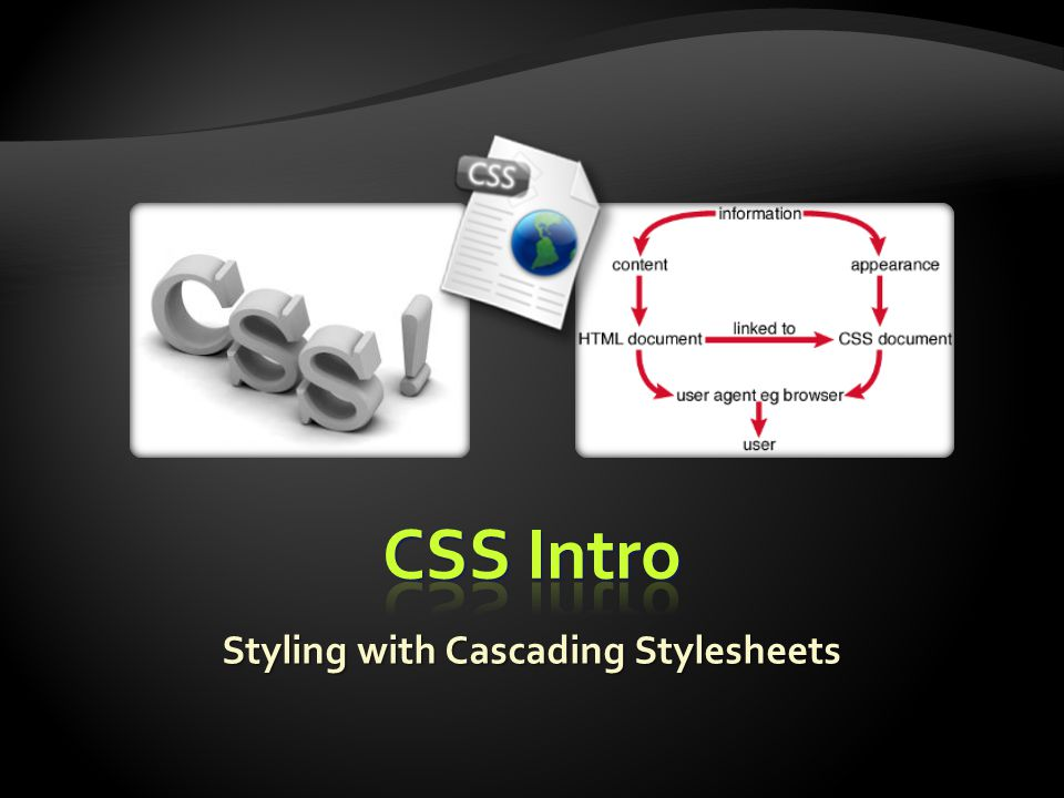Styling with Cascading Stylesheets