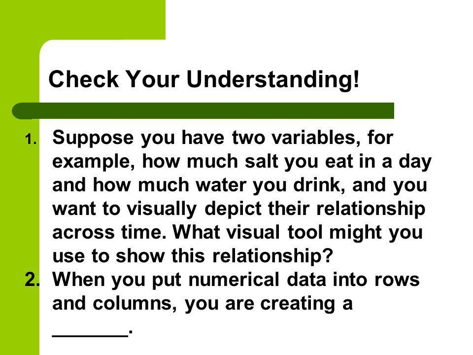 Check Your Understanding!