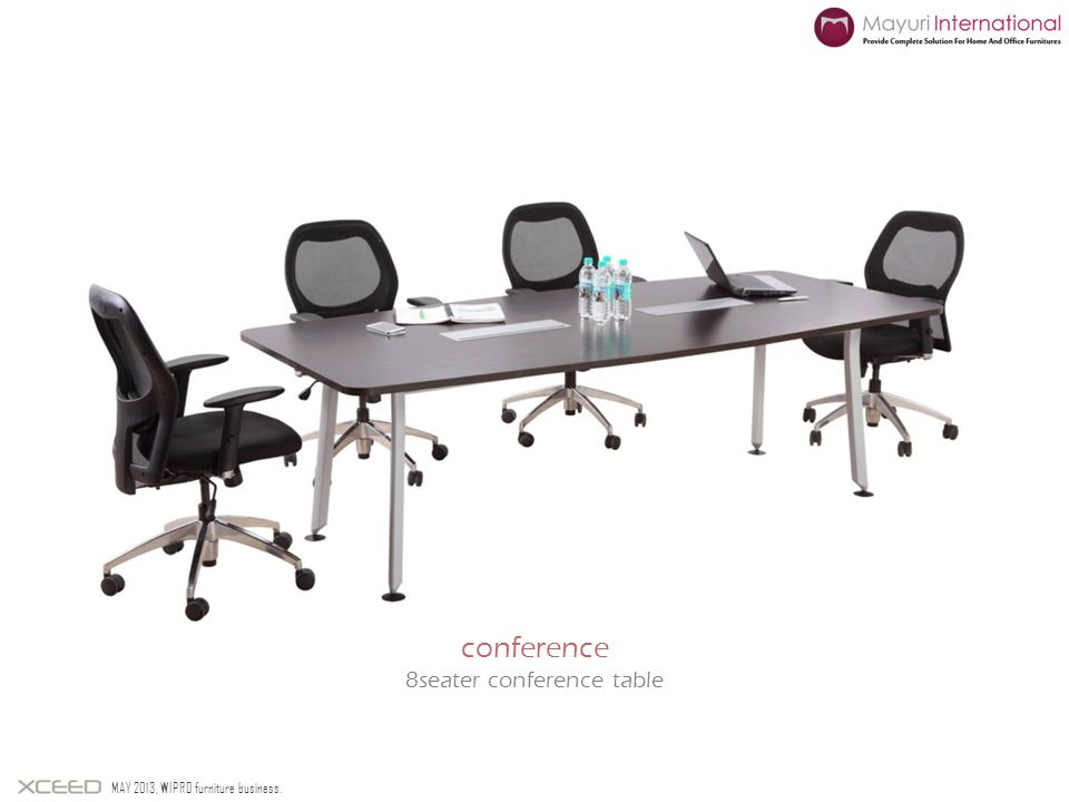 8seater conference table