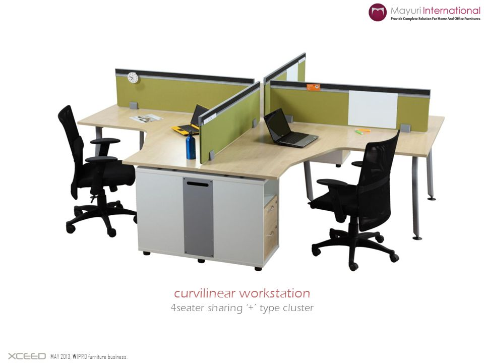 curvilinear workstation