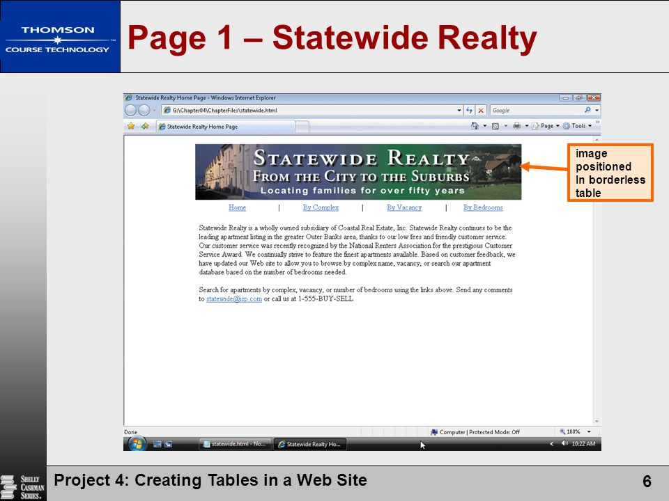 Page 1 – Statewide Realty