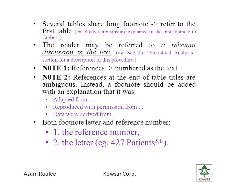 2. the letter (eg. 427 Patients5,b ).