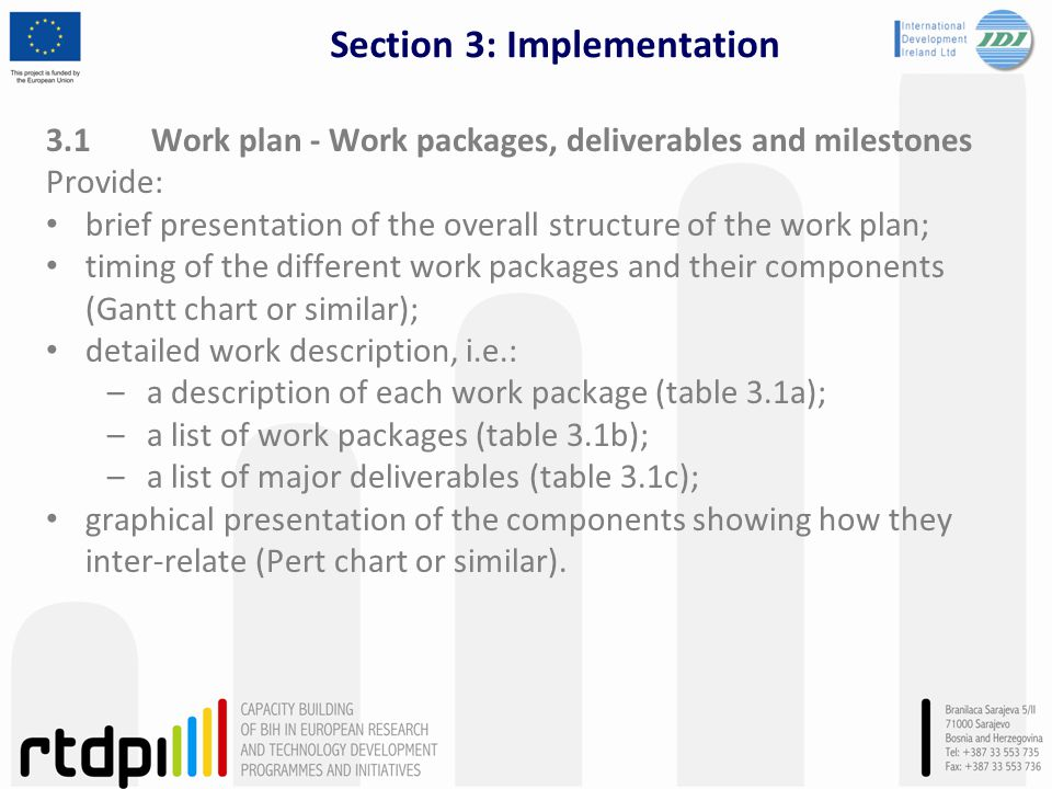 Section 3: Implementation