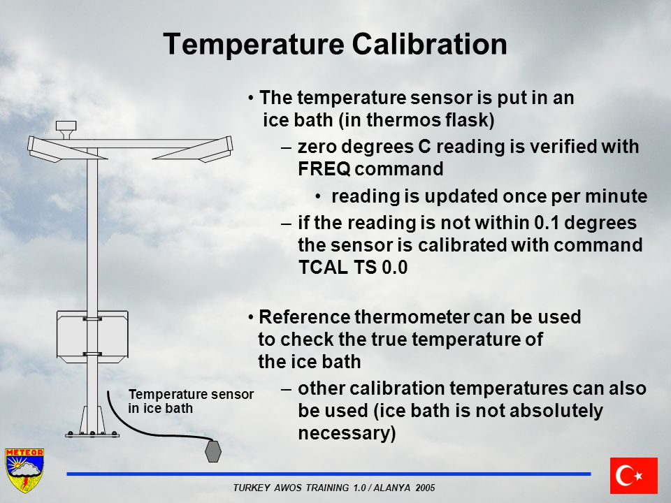 Temperature Calibration