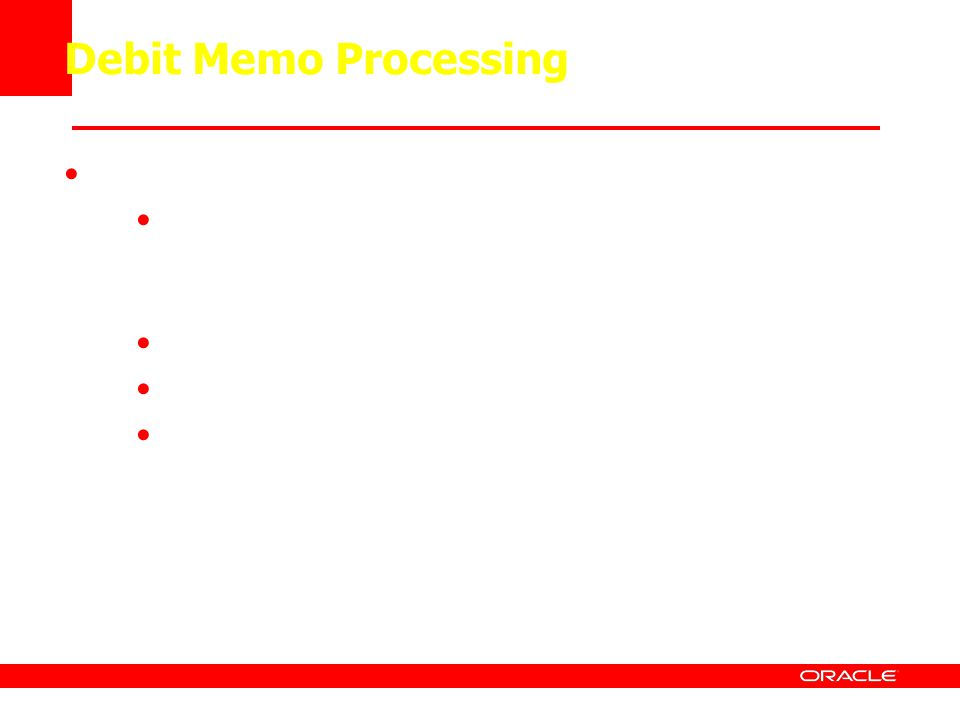 Debit Memo Processing Matching calls the voucher build application engine: