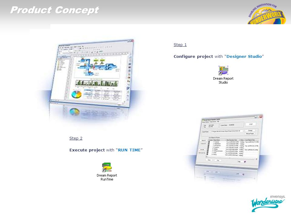 Product Concept 4 Step 1 Configure project with Designer Studio