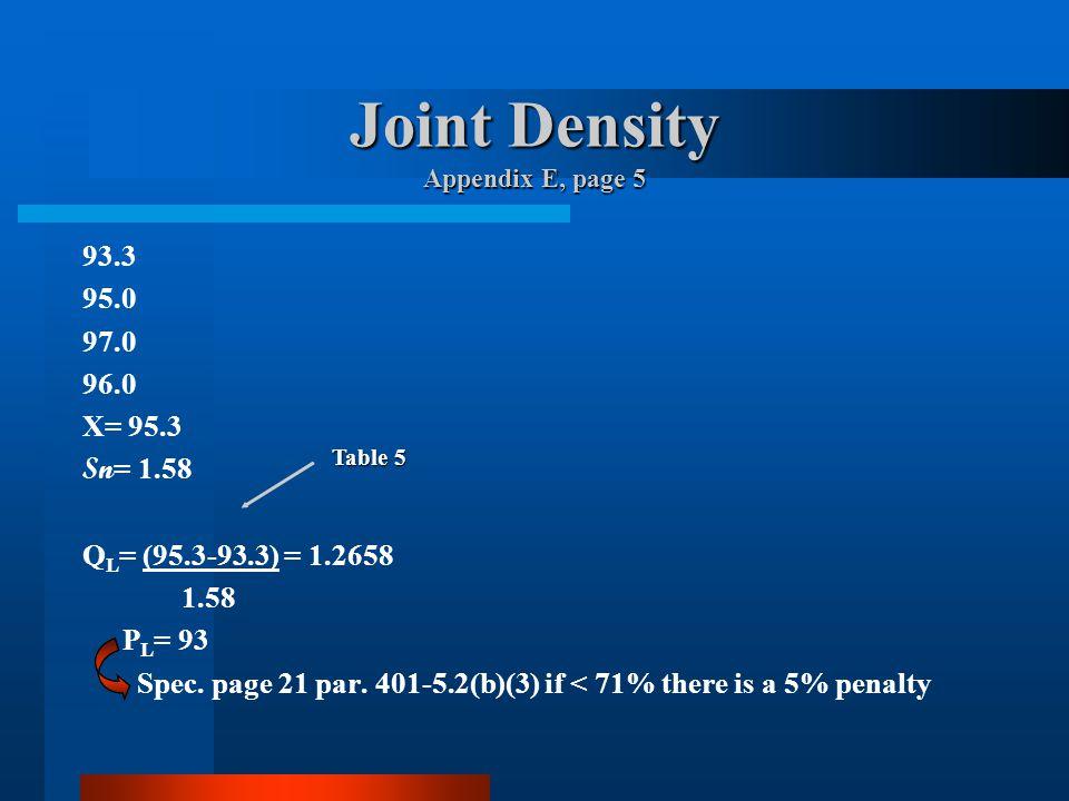 Joint Density Appendix E, page 5