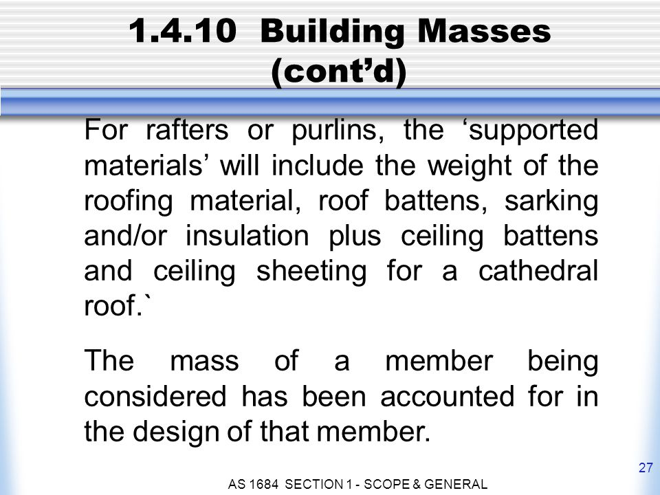1.4.10 Building Masses (cont'd)