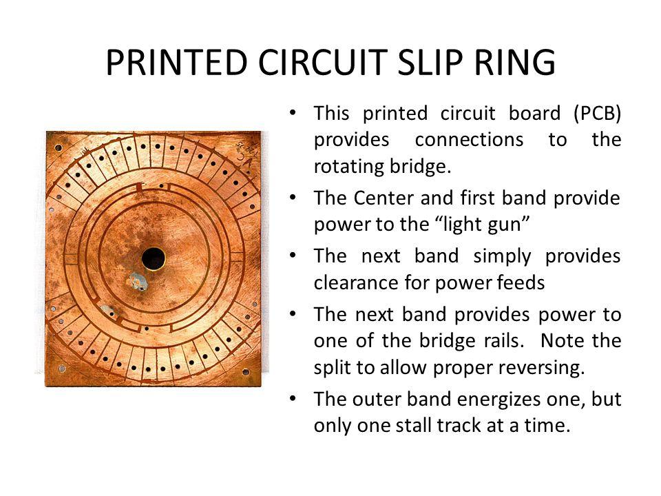 PRINTED CIRCUIT SLIP RING