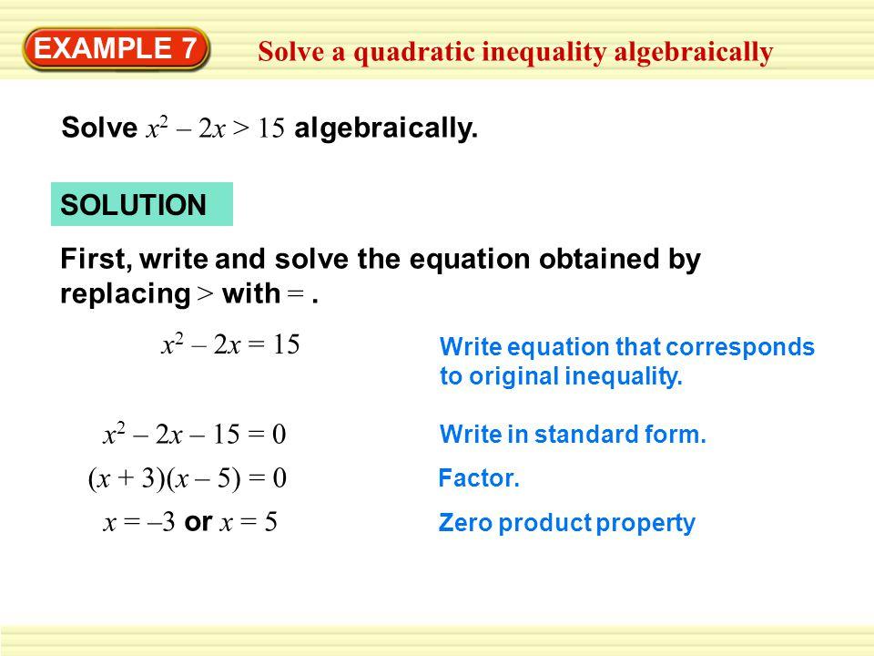 how to algebraically find the zeros