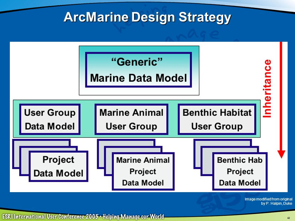 ArcMarine Design Strategy