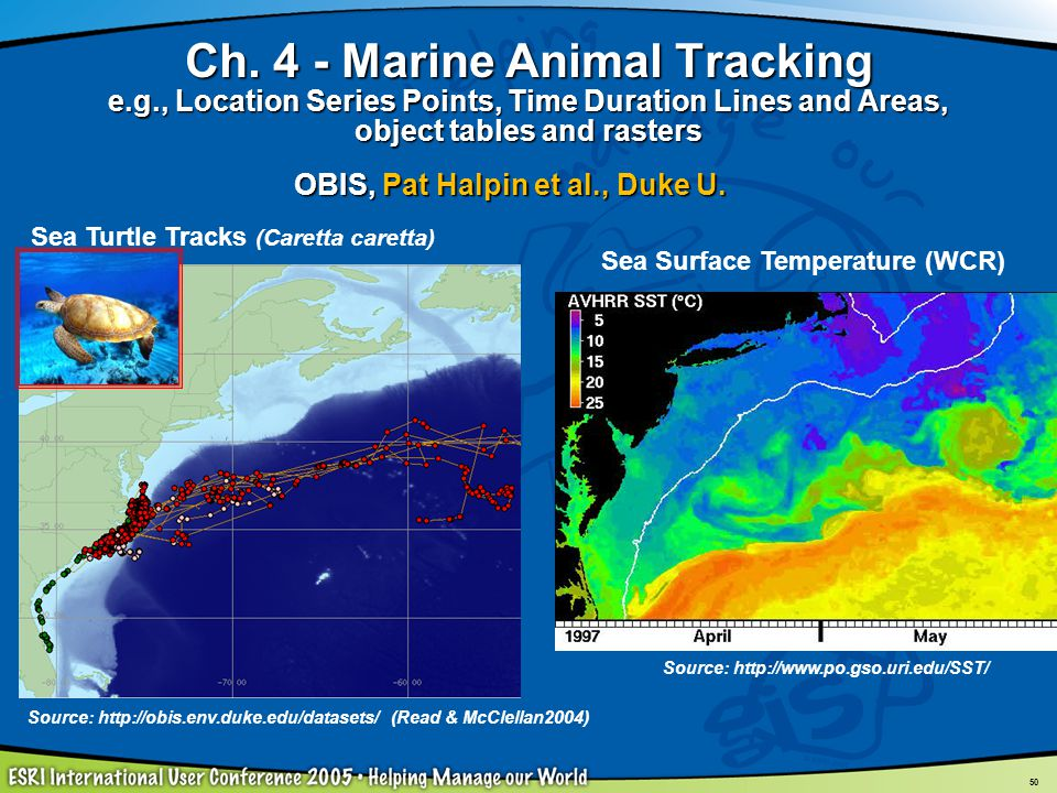 Ch. 4 - Marine Animal Tracking e. g