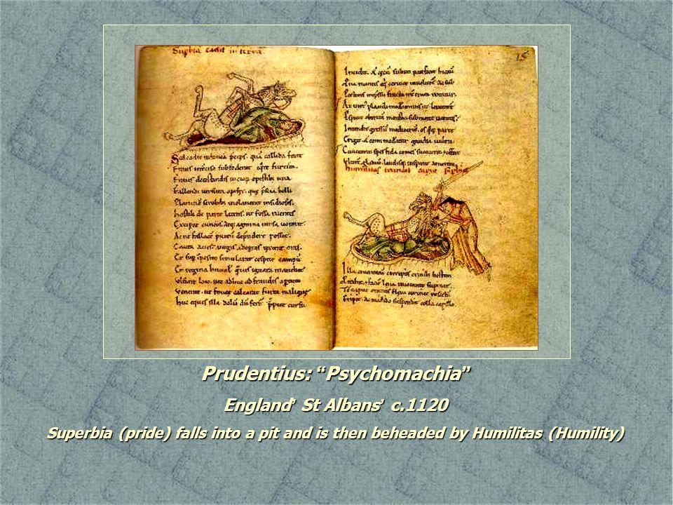 Prudentius: Psychomachia