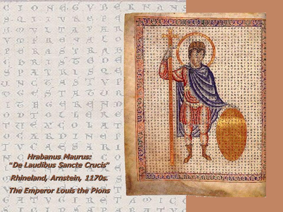 Hrabanus Maurus: De Laudibus Sancte Crucis