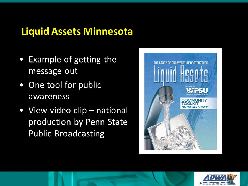Liquid Assets Minnesota