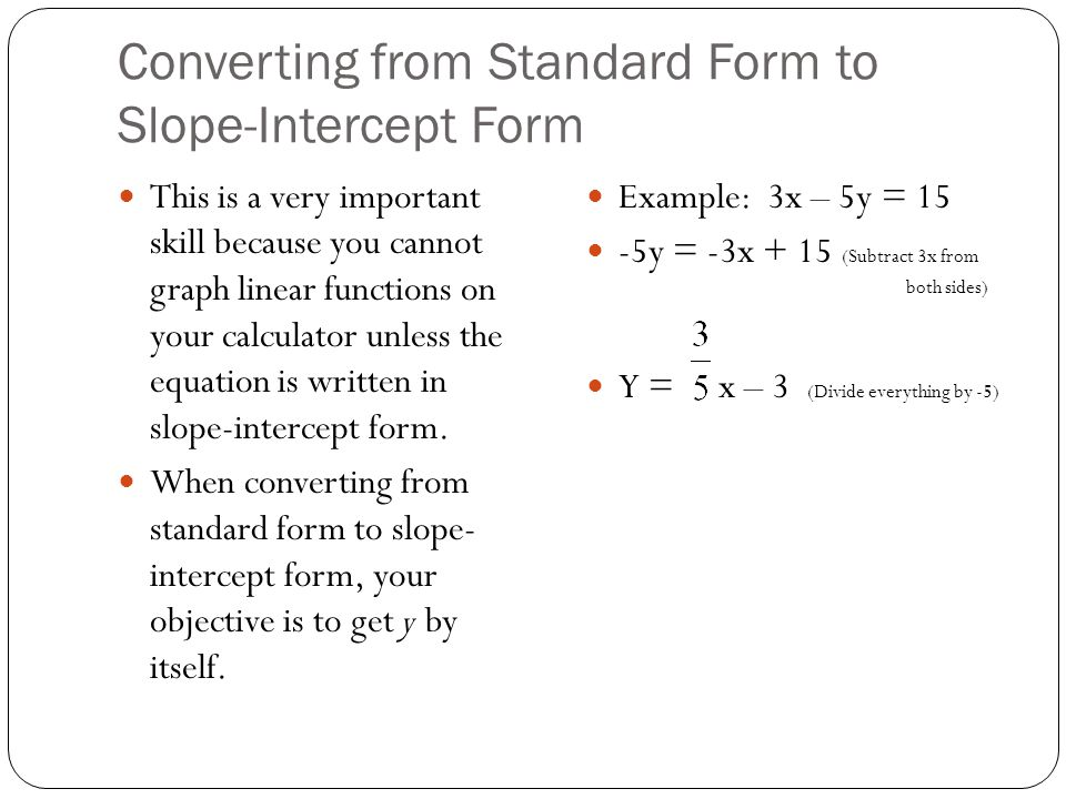 Finding the Equation of a Line - ppt download